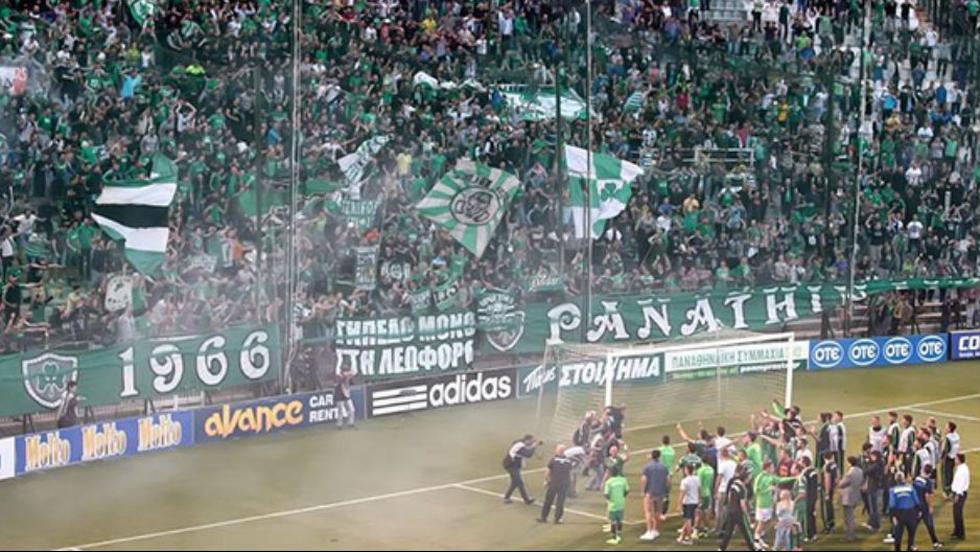 El Apostolos Nikolaidis es uno de los estadios más ruidosos del mundo. El Panathinaikos es local en este escenario.