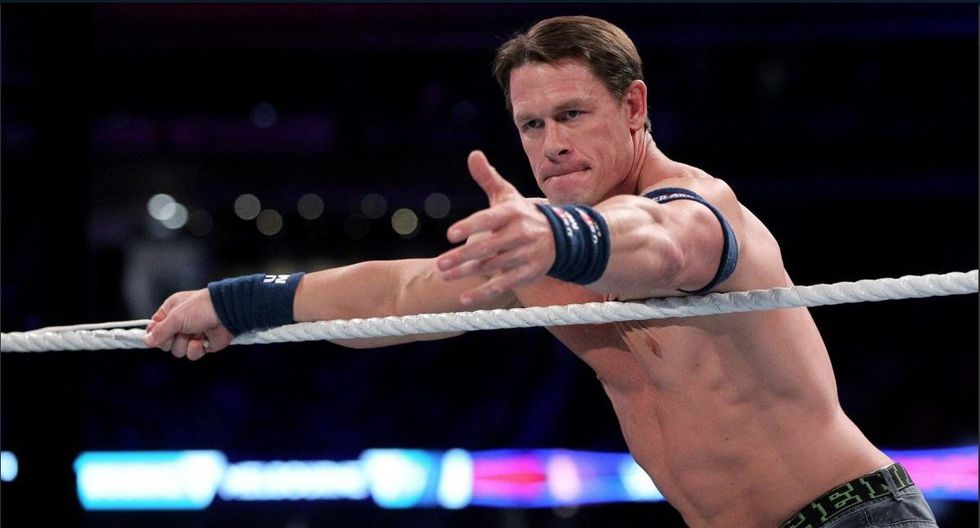 (Redes sociales WWE)