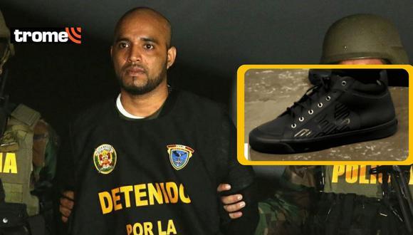 'Caracol' usa zapatillas Armani de 400 euros en penal de Challapalca: Una ONG 'lo está ayudando'