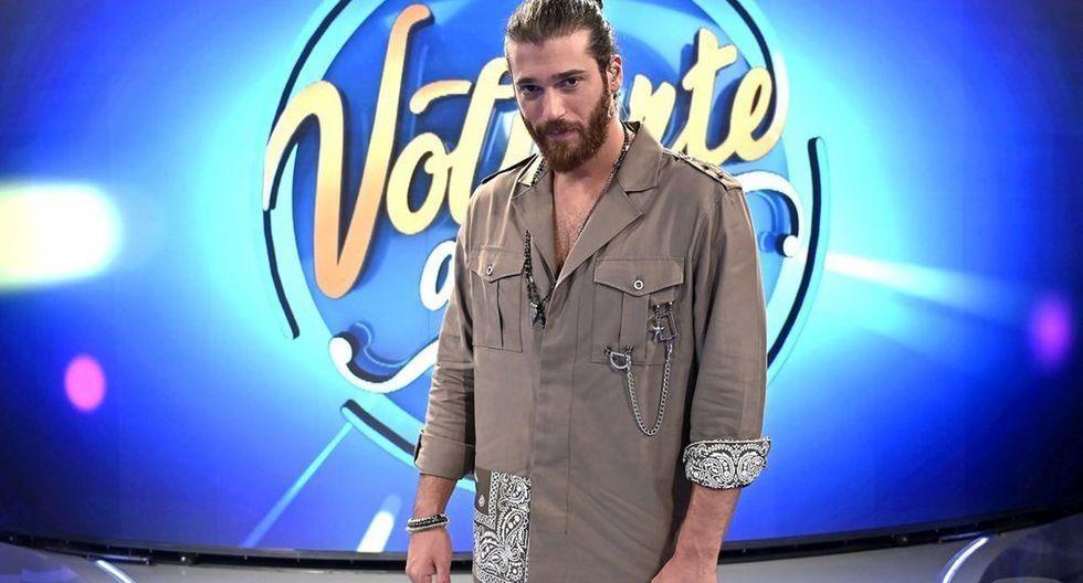 Can Yaman causó revuelo por su look, pero ahora luce totalmente diferente que ha sorprendido a todos sus fans (Foto: La Formula TV)