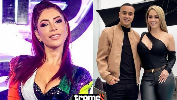 Milena Zárate le sugirió a Melissa Klug que piense bien antes de casarse con Jesús Barco