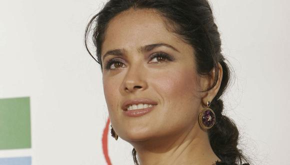 Aunque a Salma Hayek le encantaba la música de Selena Quintanilla, ella tuvo una poderosa razón para rechazar la propuesta de Warner Bros. para dar vida a la cantante. (Foto: Gerard Burkhardt / AFP)