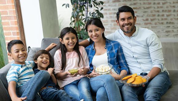 """""""Una familia sana emocionalmente reconoce y respeta sus propias individualidades y las de cada uno de sus miembros"""", señala Diana Rodríguez de Buckner Perú. (Foto: Getty Images)"""