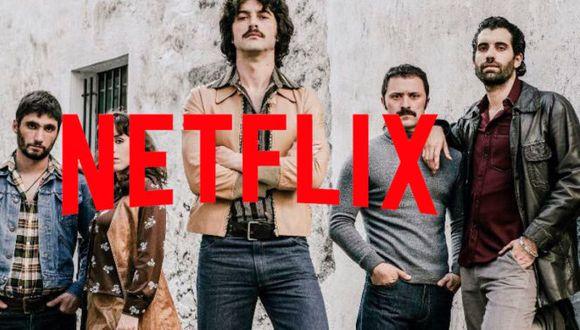 La serie Fariña, una excelente producción española en Netflix. (Difusión)