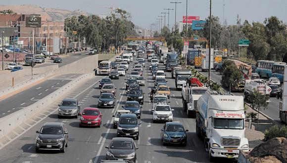 Lima Metropolitana y Callao se encuentran en nivel moderado de alerta sanitaria. Foto: GEC