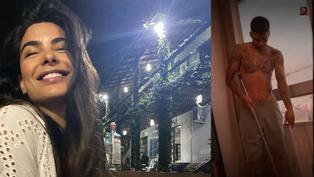 Ivana Yturbe vaciló a Beto da Silva con el tema 'Mi mujer me gobierna'