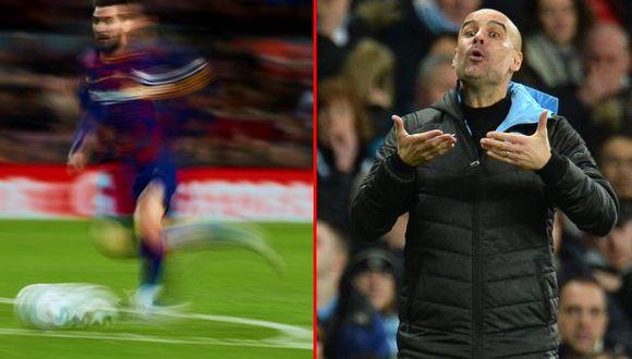 Pep Guardiola le cerró las puertas del Manchester City a Lionel Messi con esta pletórica frase