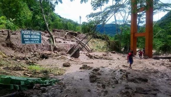 Doce regiones del país serían afectados por los fenómenos meteorológico, alertó el Ingemmet. (Foto: GEC)