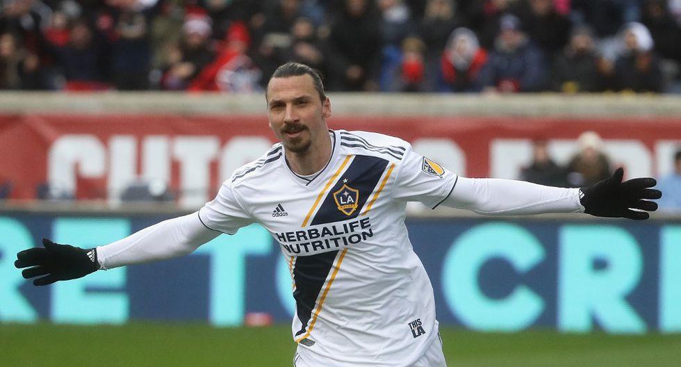 Ibrahimovic aún no define donde jugará tras dejar Los Angeles Galaxy. (Foto: AFP)