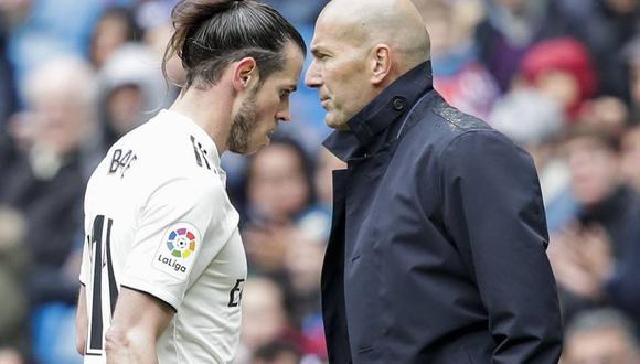 Gareth Bale pidió no jugar ante Manchester City, reveló Zinedine Zidane