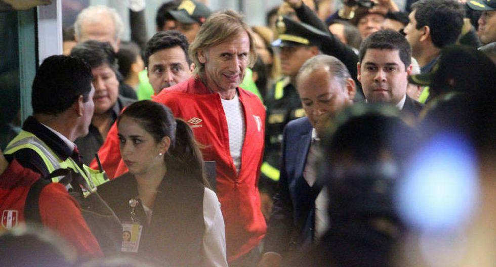 Ricardo Gareca comentó el premio The Best que recibió la hinchada peruana