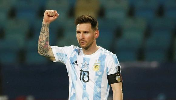 El mensaje de Lionel Messi en la antesala del Argentina vs. Brasil. (Foto: EFE)