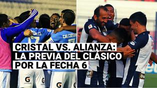 Sporting Cristal vs. Alianza Lima: toda la previa del clásico por la fecha 6 de la Liga 1