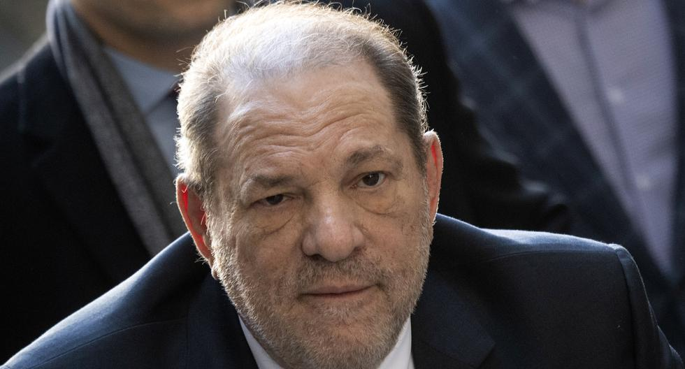Harvey Weinstein. (Agencias)