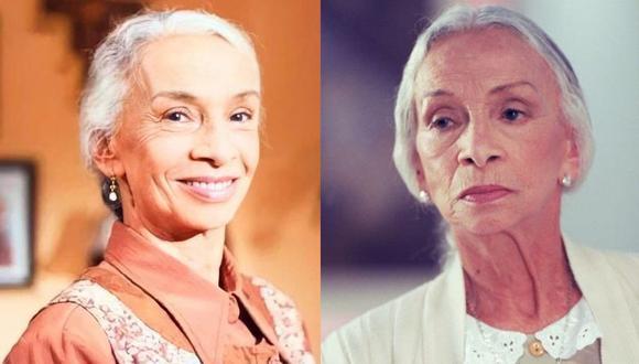 Josefina Echánove, recordada por su participación en diversas telenovelas como La Dueña, Rubí y Cuna de Lobos falleció a los 93 años. (Redes sociales)