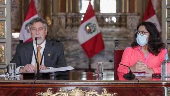 Coronavirus en Perú: gobierno anunció nuevas la existencia de tres niveles de alerta en el país (Foto: Twitter Presidencia)