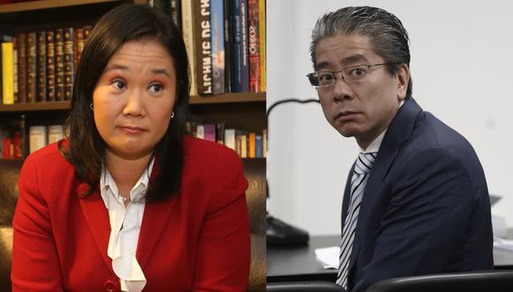 Keiko Fujimori sabía de los aportes a su campaña que había hecho Odebrecht.