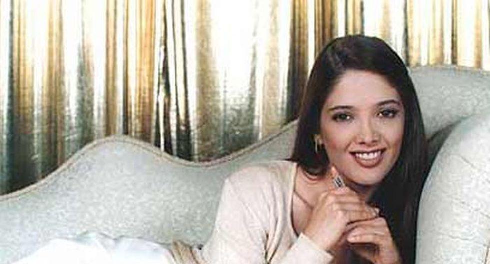 Adela Noriega.
