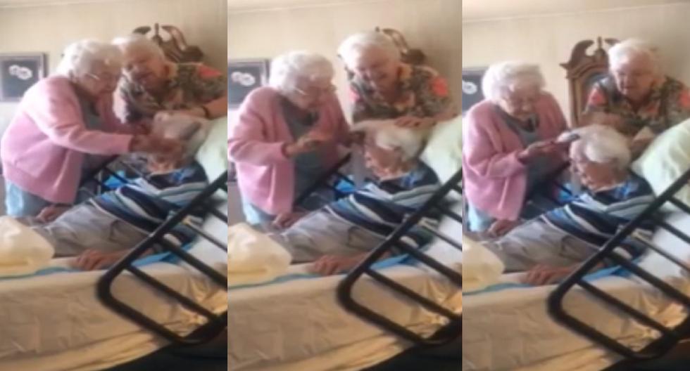 YouTube Viral - Ancianas hermanas