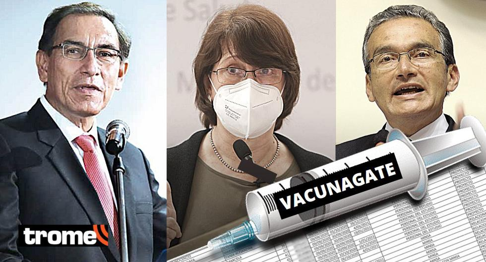 Vacunagate: La lista de los 487 vacunados por las dosis de cortesía de Sinopharm