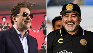 Estos son los artistas que escribieron canciones para Diego Armando Maradona