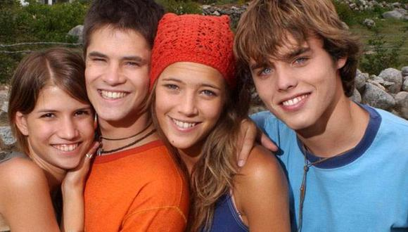 Rebelde Way ya está disponible en Netflix (VIDEO)