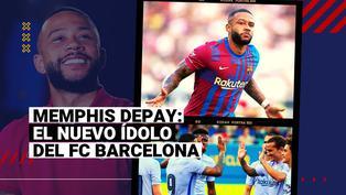 Memphis Depay es la pieza clave de Ronald Koeman para el nuevo FC Barcelona