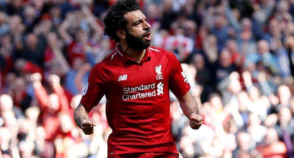Mohamed Salah tras los pasos de Messi:  Rompe récord histórico y es elegido mejor jugador de Premier League