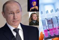 Rusia: Hija de Vladimir Putin recibió la vacuna contra el coronavirus y solo 'tuvo un poco de fiebre'