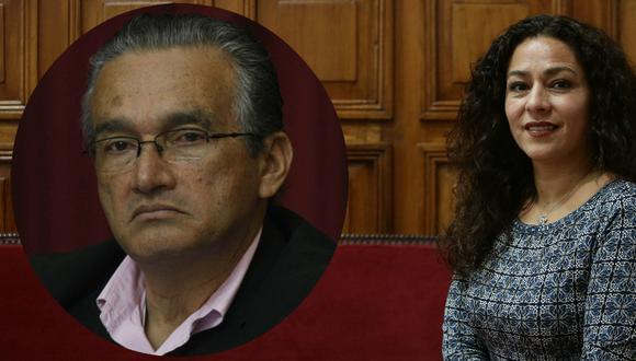 Alejandro Aguinaga criticó con todo a Cecilia Chacón