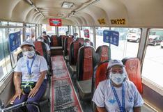 Coronavirus Perú: EsSalud presentó protocolo de bioseguridad para subir a las unidades de transporte público