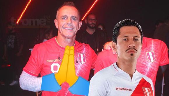 Julinho ofreció disculpas públicas a Lapadula (Foto: GEC)