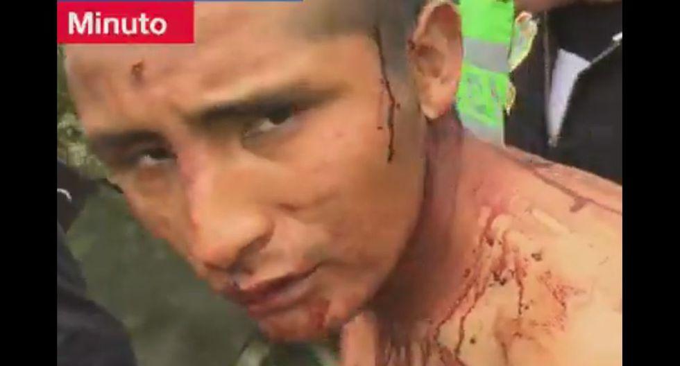 Asesino confeso de Andahuaylas