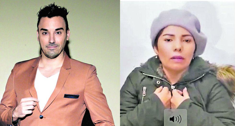Santi Lesmes arremetió contra Susan Ochoa