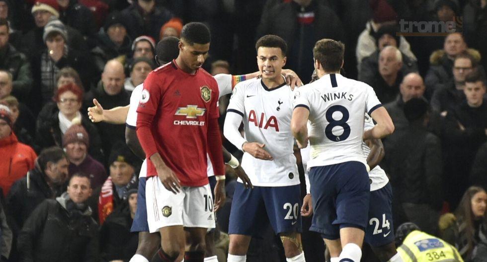 Manchester United vs Tottenham en vivo TR