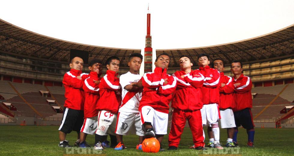 Selección peruana de talla baja también cumplirá su sueño de jugar una competencia internacional