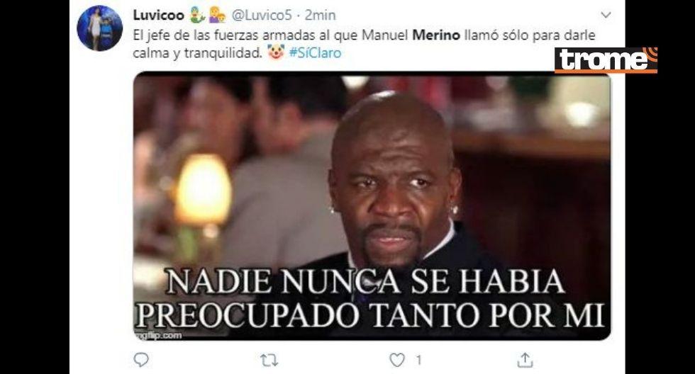 Memes de Manuel Merino