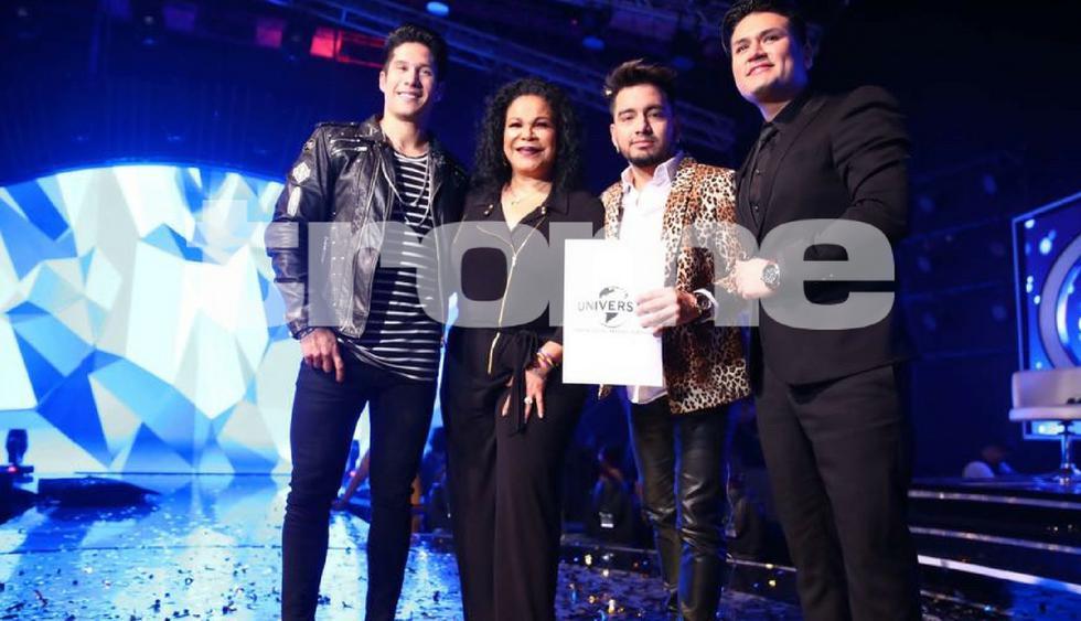 José Gaona ganó en la segunda temporada de 'Los 4 finalistas'. (Fotos: Trome/Gian Ávila)