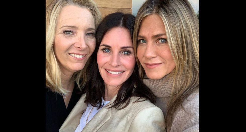 Jennifer Aniston se unió a Instagram. (Foto: Instagram)