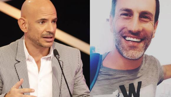 Ricardo Morán contento con Mauri Stern como jurado de Yo Soy