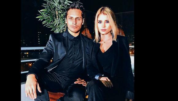 Nikko Ponce y Flavia Laos