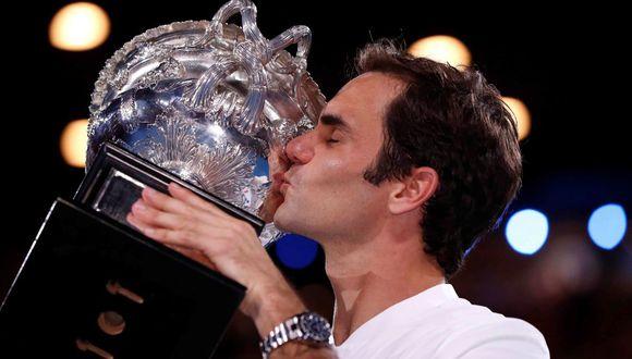 Roger Federer ganó Abierto de Australia y logró récord histórico de 20 Grand Slam