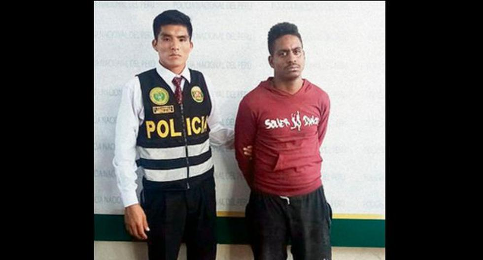 Condenan a 28 años de cárcel a sicario extranjero que causó la muerte de niña de 2 años