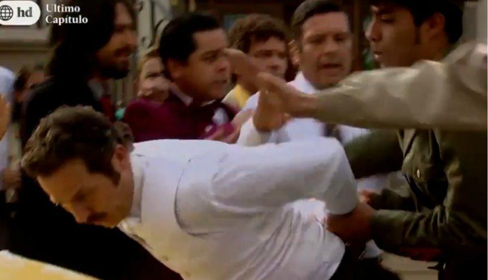 ¡Pichón fue detenido por estafa y Malena quedó desconsolada al término de su boda!