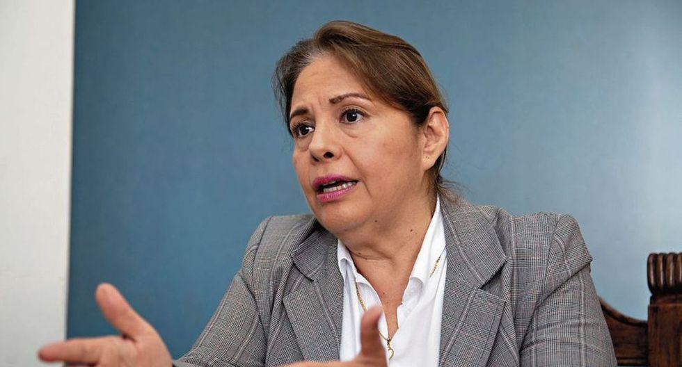 Beatriz Mejía genera polémica en medio de la pandemia del coronavirus | Foto: José Rojas | TROME