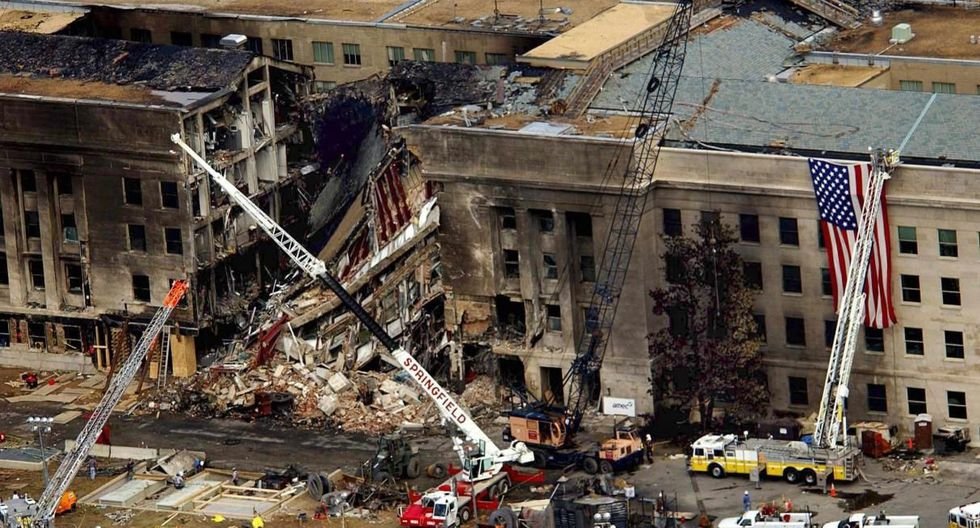 Los ciudadanos de Estados Unidos conmemoran el 11 de septiembre con distintas ceremonias, voluntariados y llamados de alerta ante el aumento de socorristas que han fallecido o enfermado tras estos ataques. (Foto: AFP)