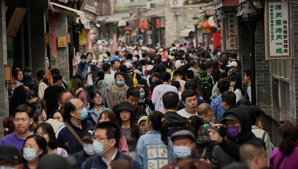 Las leyes chinas restringen la venta y posesión de armas de fuego, y los ataques masivos suelen ser con cuchillos o explosivos caseros. (Foto referencial: Noel Celis / AFP)