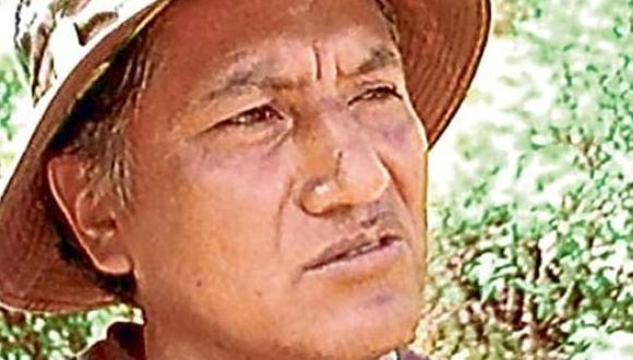 Víctor Quispe Palomino, alias 'José', es el cabecilla máximo del denominado Militarizado Partido Comunista del Perú.