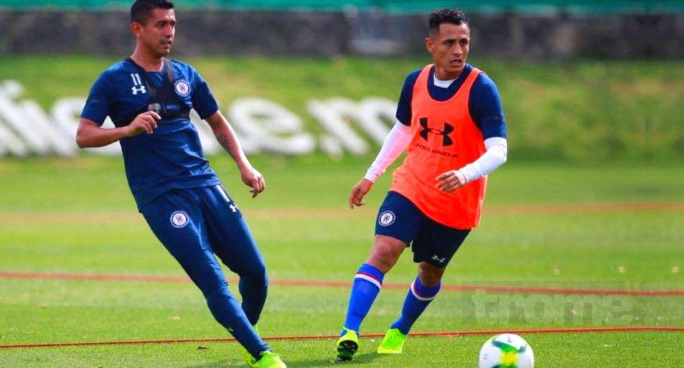 Yoshimar Yotún fue llenado de elogios de parte del técnico de  Cruz Azul