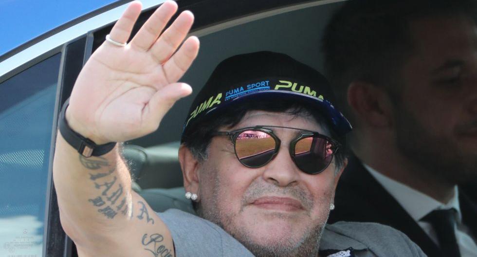 Abogado de Maradona indignado por demora en su atención médica   EFE